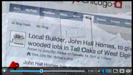 John Hall AP Video Snapshot