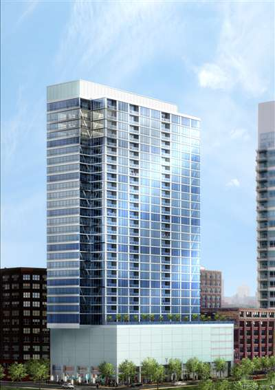 Let there be light at South Loop highrise Vetro