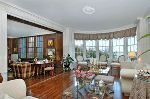 Livin' large on E Lake Shore: $6.2M unit for sale at The Breakers