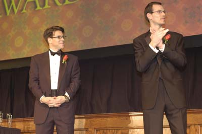 Glitz, glamor, gain — the Chicago Realtor awards from table 84