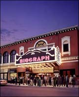 Biograph Theater nearing completion