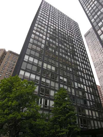 860 N. Lake Shore: authentic Mies for $375,000