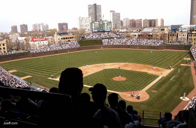 Keeping an open mind about opening day, Wrigley renovations