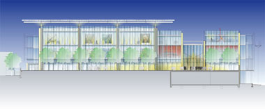Renzo Piano's designs on The Art Institute of Chicago