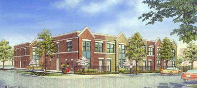 Saving graystones, building homes in North Lawndale