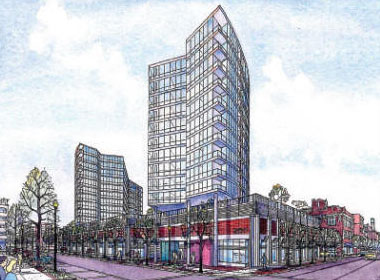 The high-rise you won't see in the West Loop
