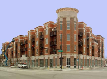 Dynaprop scores Pointe in South Loop