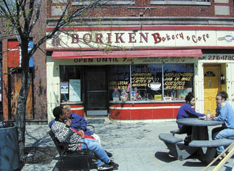 Boriken Bakery and Cafe