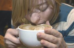 Coffee at Metropolis