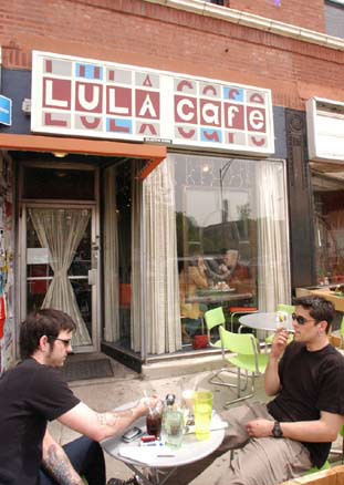 Lunch at Lula Cafe